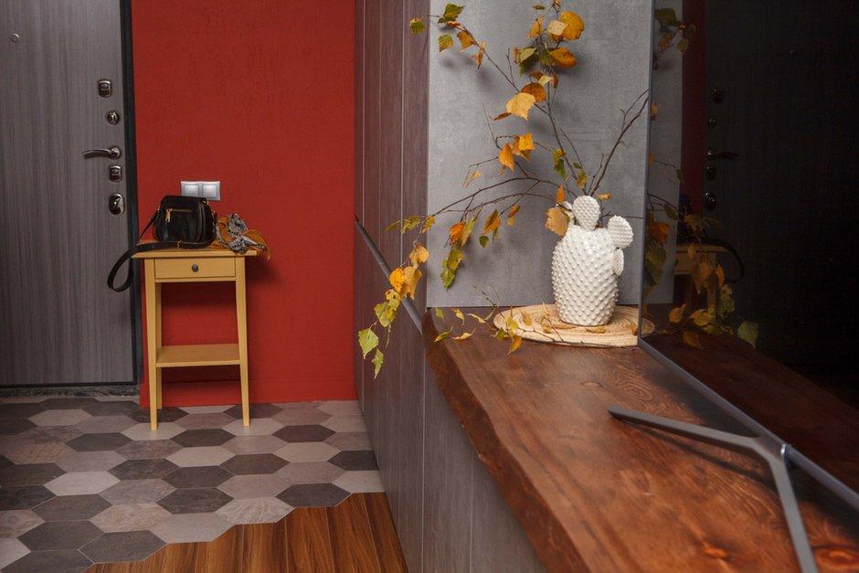 Фотография: Прихожая в стиле Современный, Квартира, Проект недели, Химки, Ануш Аракелян, Монолитный дом, ЖК «Правый Берег» – фото на INMYROOM