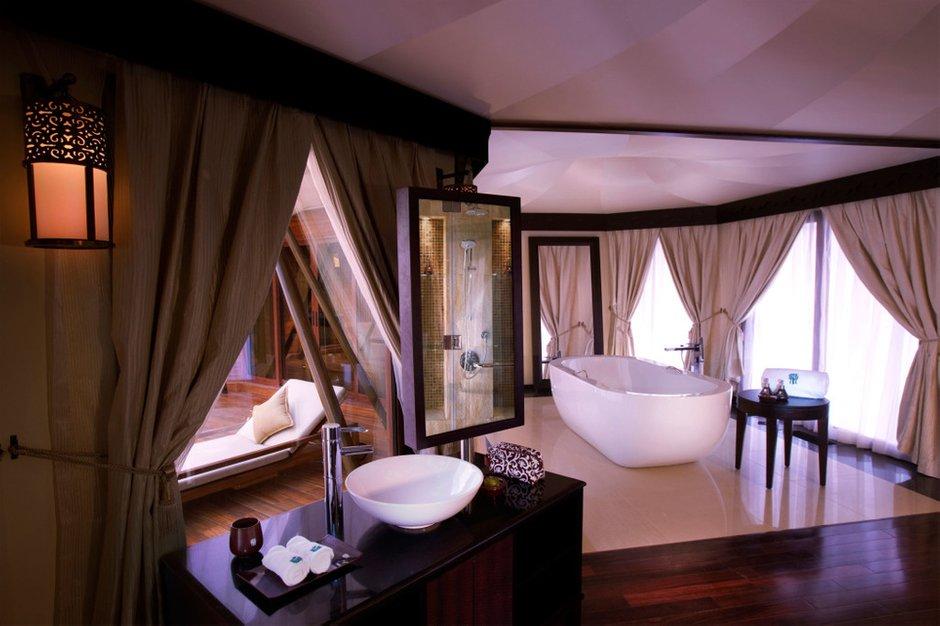 Фотография: Ванная в стиле Современный, Восточный, Декор интерьера, Квартира, Дом, Дизайн интерьера – фото на INMYROOM
