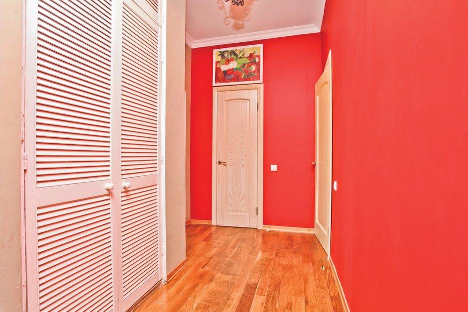 Фотография: Прихожая в стиле Современный, Квартира, Дома и квартиры, Перепланировка – фото на INMYROOM
