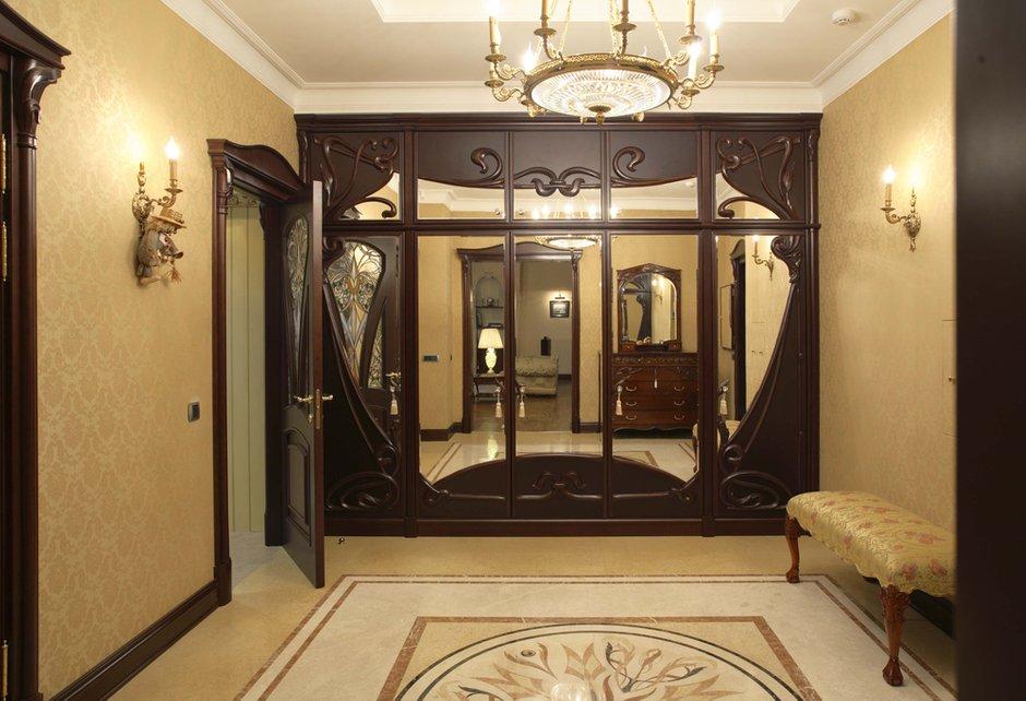 Фотография: Прихожая в стиле Классический, Современный, Квартира, Дома и квартиры, Модерн, Ар-нуво – фото на INMYROOM
