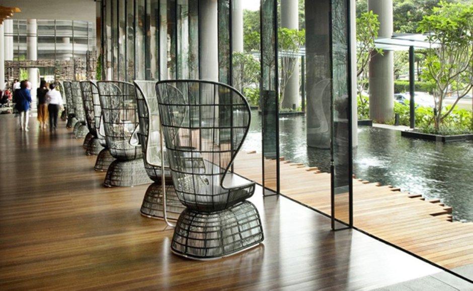 Фотография: Балкон, Терраса в стиле Современный, Дома и квартиры, Городские места, Бразилия – фото на INMYROOM