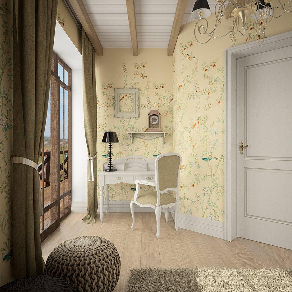 Фотография: Офис в стиле , Декор интерьера, Дом, Country Corner, Дома и квартиры, Прованс, Проект недели – фото на INMYROOM