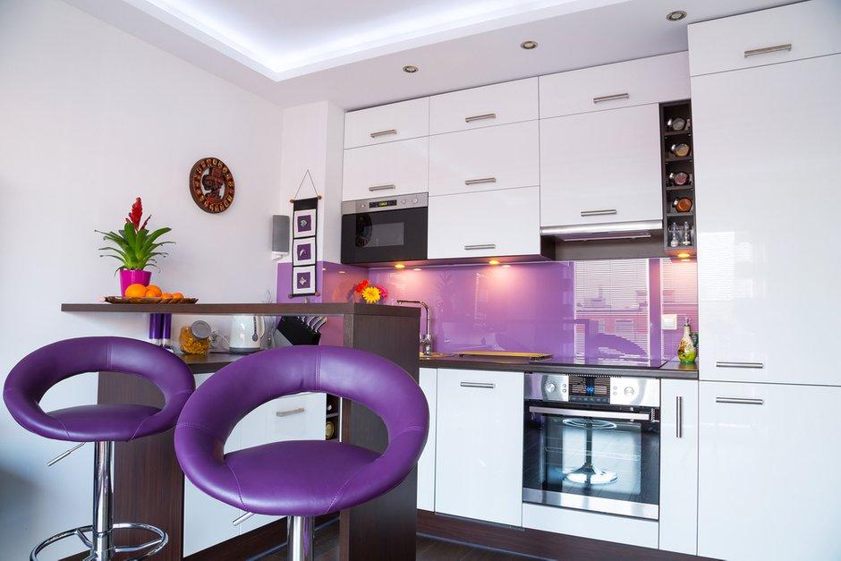 Фотография: Кухня и столовая в стиле Современный, Декор интерьера, Мебель и свет, Кресло – фото на INMYROOM