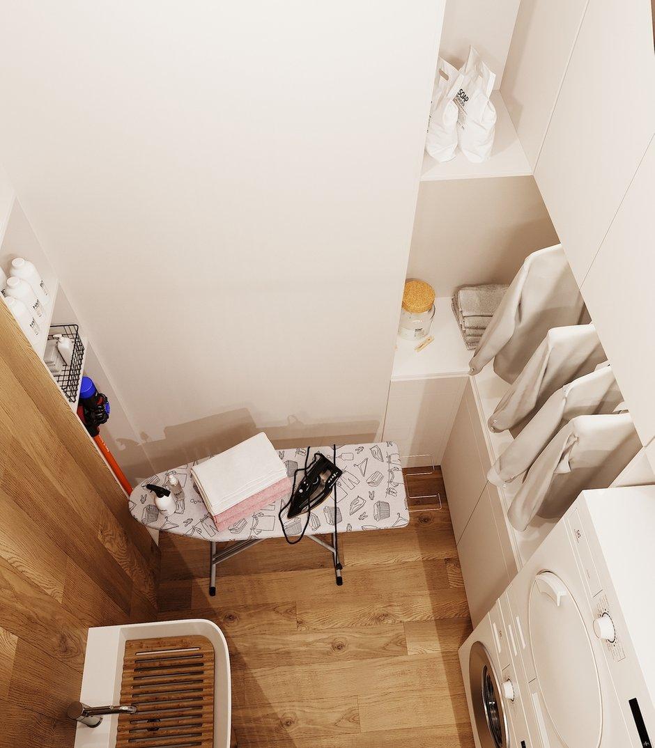 Фотография: Прочее в стиле Современный, Квартира, Проект недели, Москва, 4 и больше, Более 90 метров, Студия 20:18 – фото на INMYROOM
