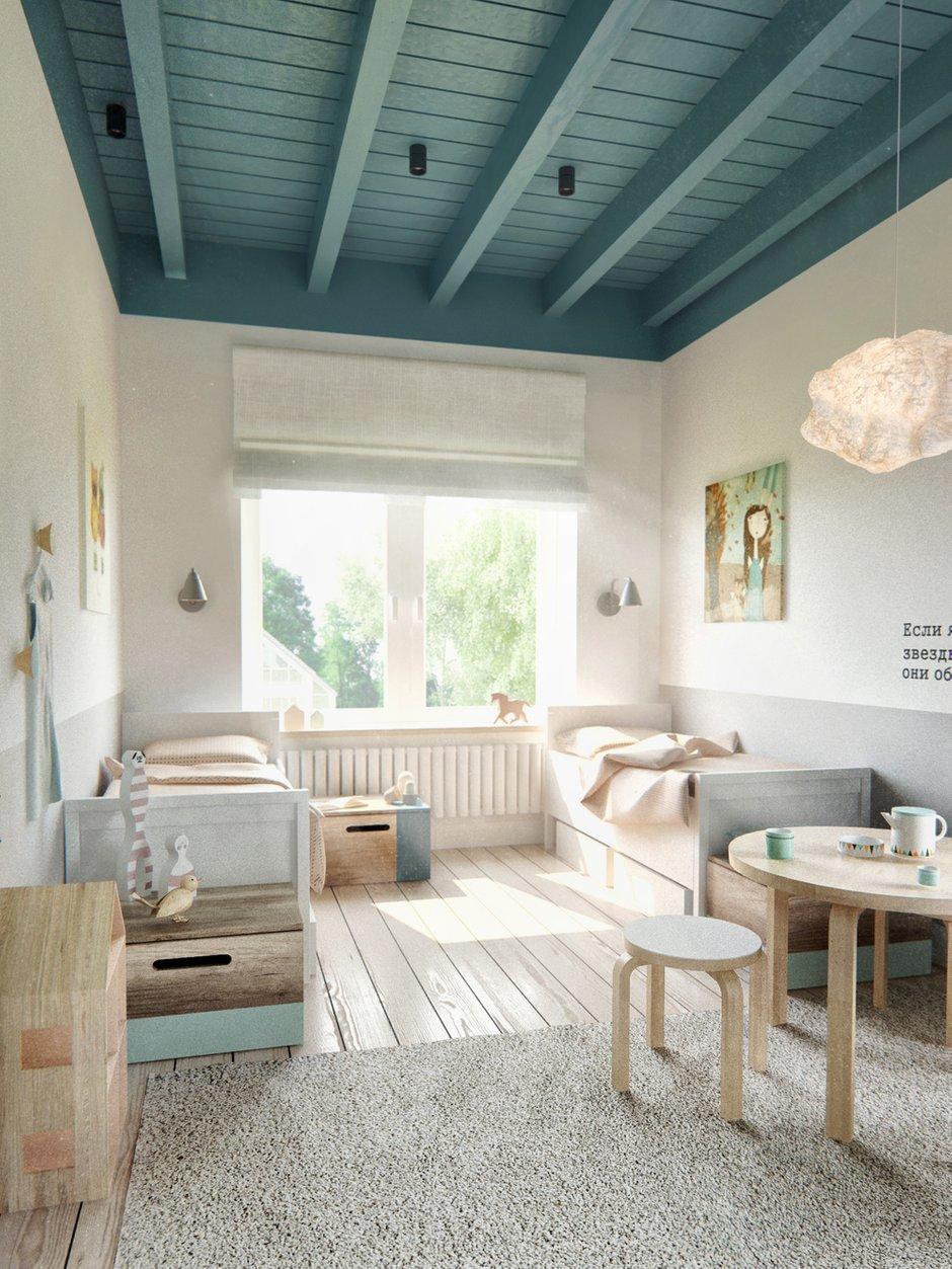 Фотография: Детская в стиле Скандинавский, Дом, Дома и квартиры, IKEA, Проект недели – фото на INMYROOM