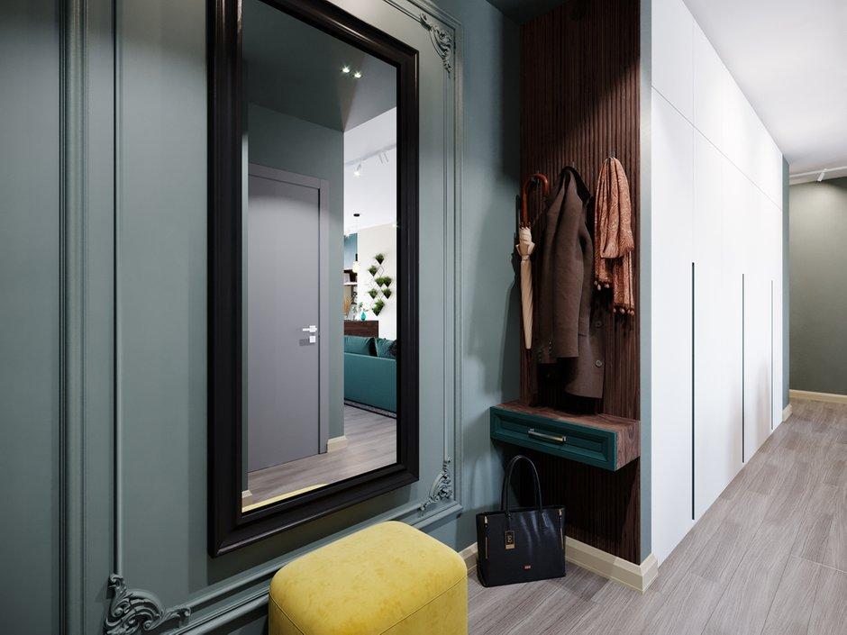 Фотография:  в стиле , Современный, Квартира, Проект недели, Москва, 3 комнаты, 60-90 метров, Little Space, Евгения Шама – фото на INMYROOM