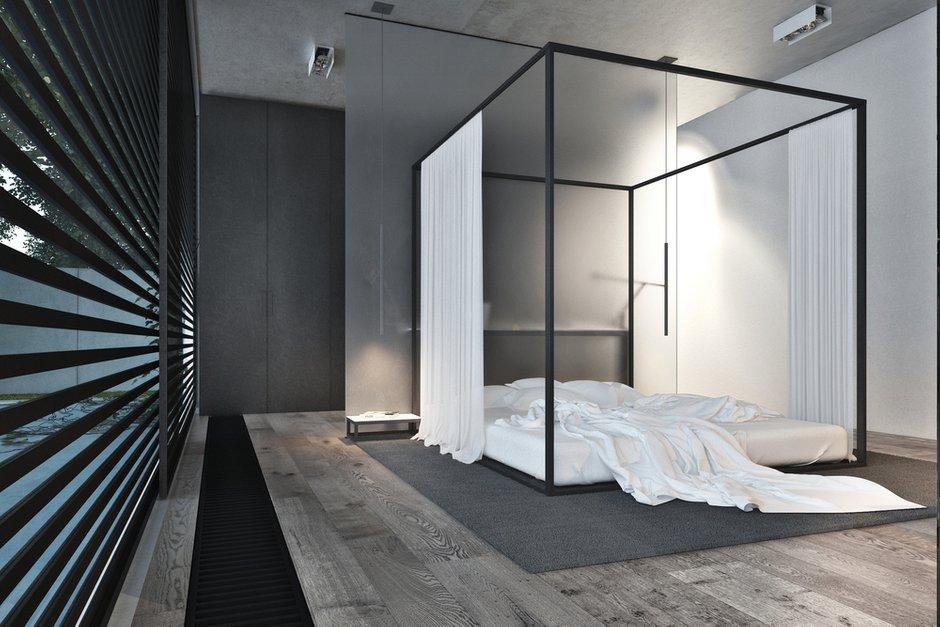 Фотография: Спальня в стиле Современный, Декор интерьера, Дом, Дома и квартиры, Архитектурные объекты, Проект недели – фото на INMYROOM