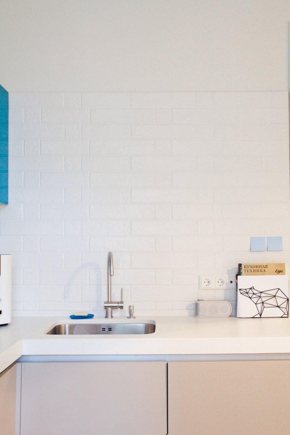 Фотография: Гостиная в стиле Хай-тек, Скандинавский, Современный, Квартира, Проект недели – фото на InMyRoom.ru