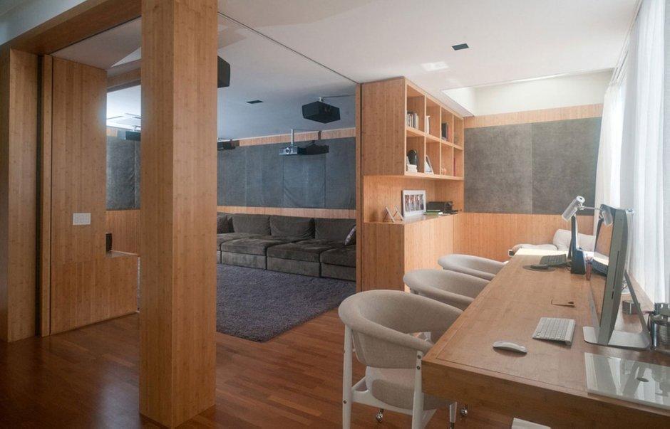 Фотография: Офис в стиле Современный, Дом, Дома и квартиры, Бассейн – фото на INMYROOM