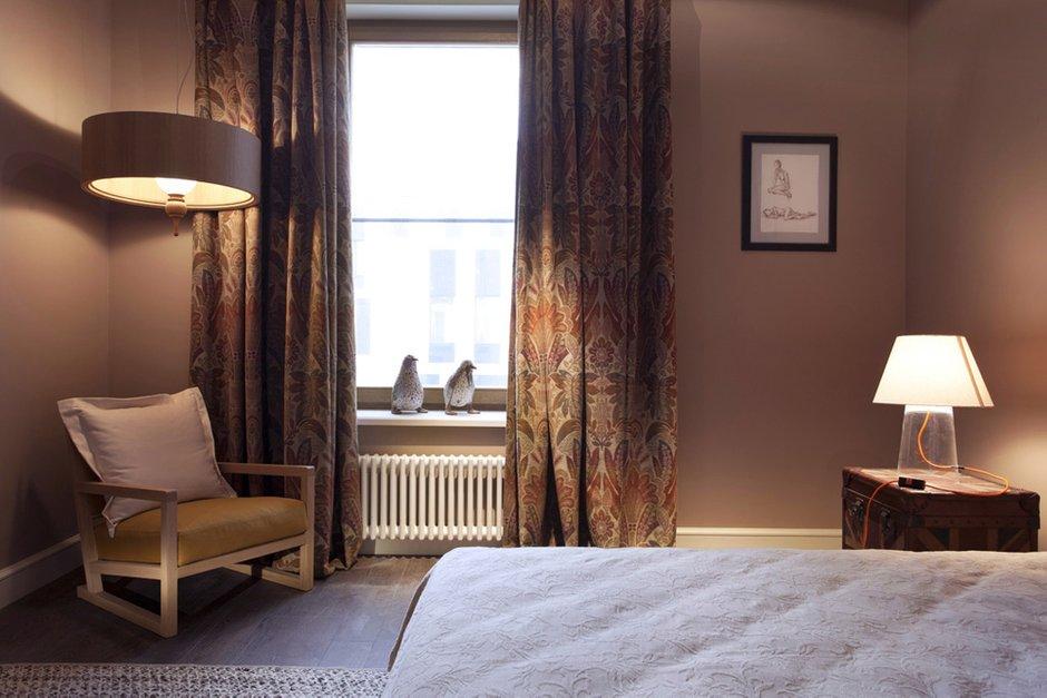Фотография: Спальня в стиле Современный, Классический, Квартира, Дома и квартиры, Проект недели – фото на INMYROOM