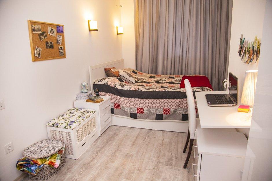 Фотография: Спальня в стиле Скандинавский, Современный, Декор интерьера, Квартира, Дома и квартиры – фото на INMYROOM