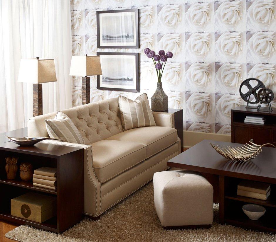Фотография: Гостиная в стиле Восточный, Дизайн интерьера, Колониальный – фото на INMYROOM