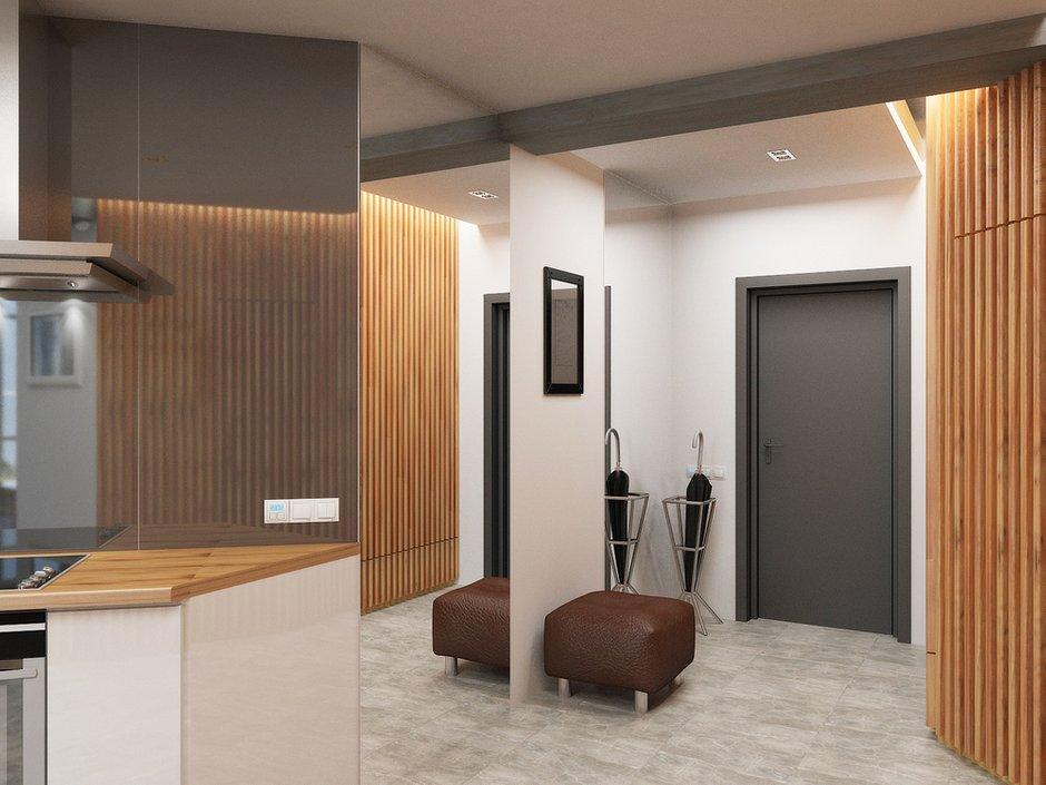 Фотография: Прихожая в стиле Современный, Декор интерьера, Квартира, Globo, Massive, Дома и квартиры, IKEA, Проект недели, Ideal Lux – фото на INMYROOM
