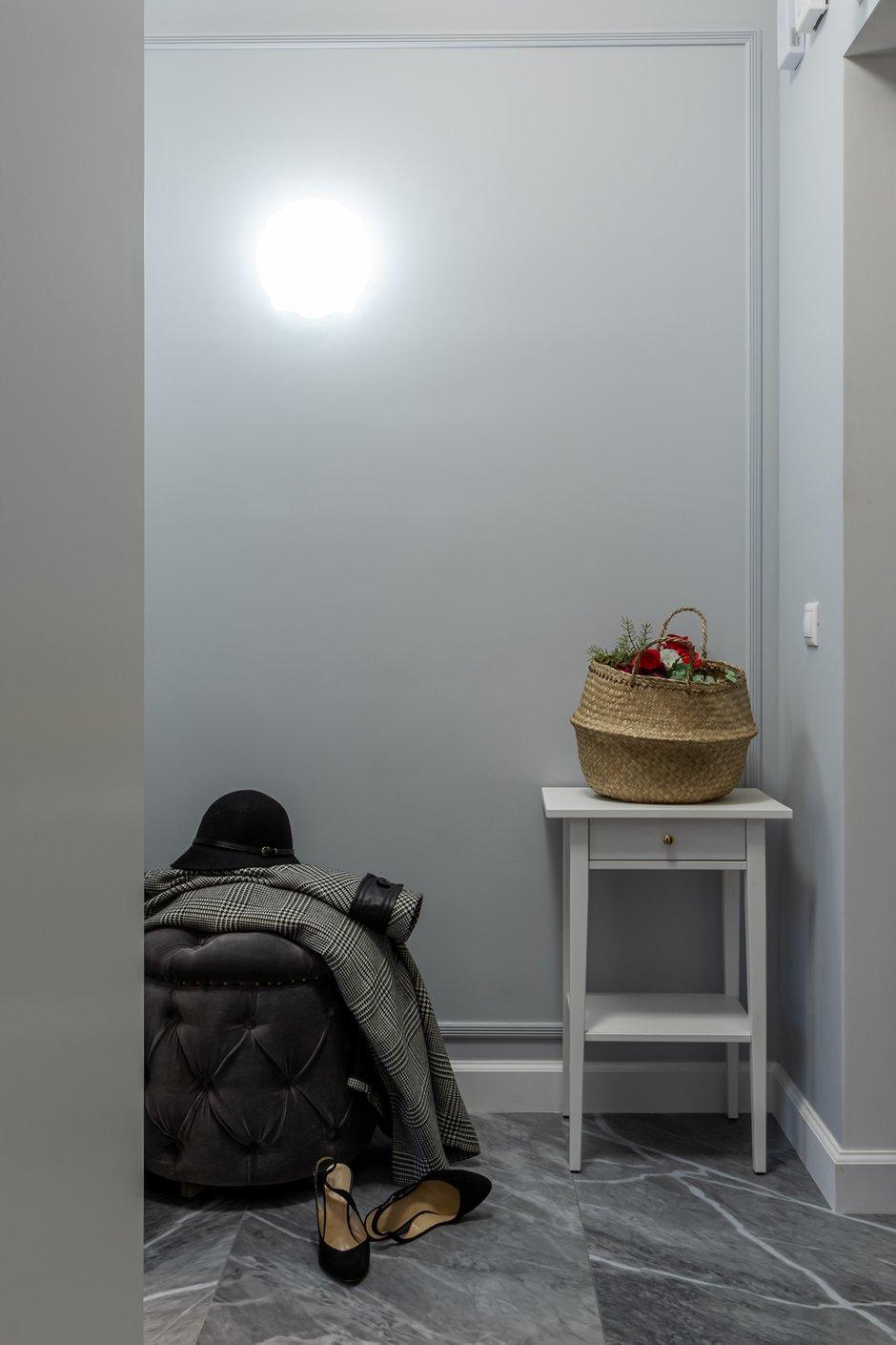 Фотография: Прихожая в стиле Современный, Малогабаритная квартира, Квартира, Студия, Проект недели, Санкт-Петербург, до 40 метров, Елена Зингер – фото на INMYROOM