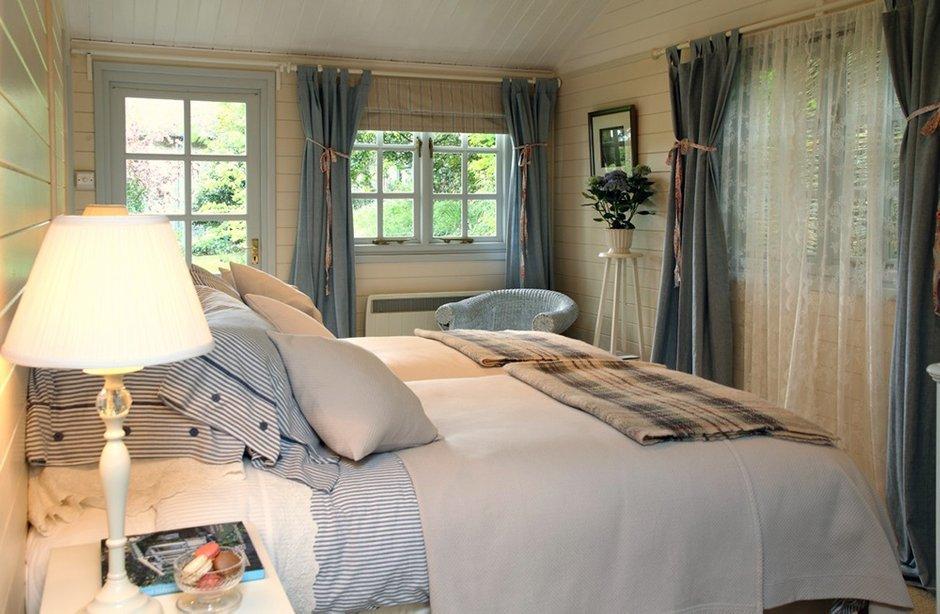 Фотография: Спальня в стиле Прованс и Кантри, Дом, Дома и квартиры, Дача, Шебби-шик – фото на INMYROOM