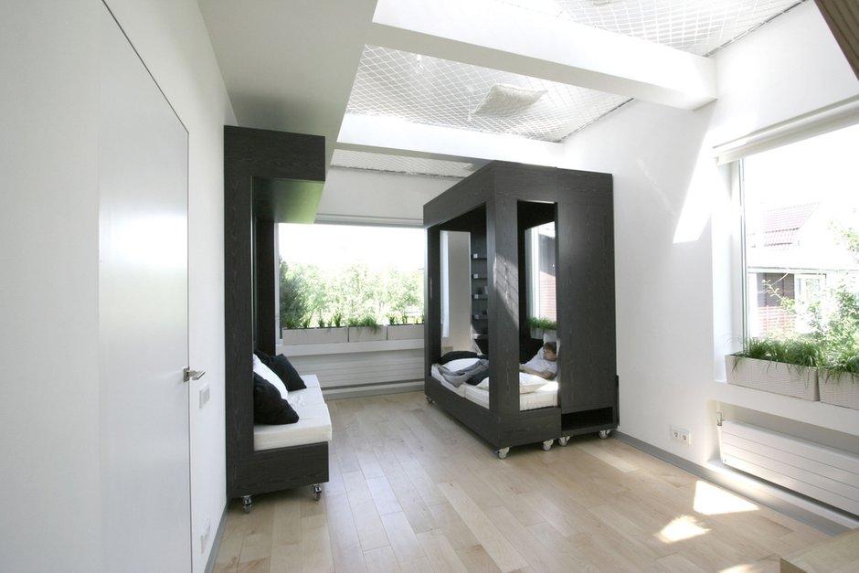 Фотография: Спальня в стиле Современный, Квартира, Дома и квартиры, Советы – фото на INMYROOM