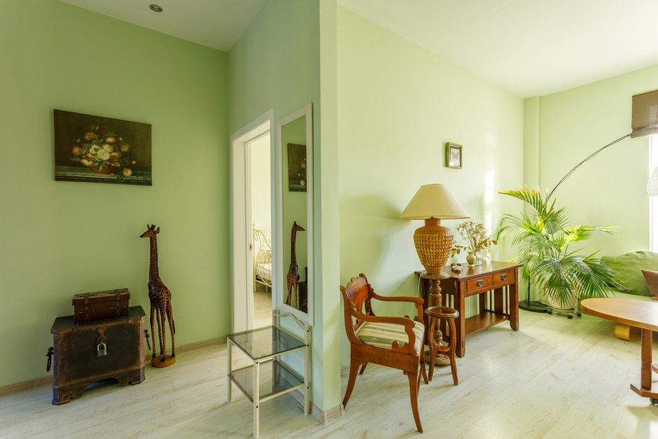 Фотография: Гостиная в стиле Восточный,  – фото на INMYROOM