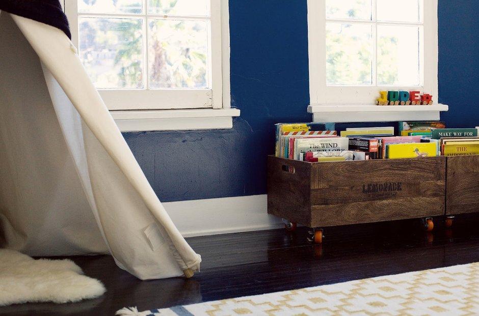 Фотография: Детская в стиле , Дом, Дома и квартиры, IKEA, Калифорния – фото на INMYROOM