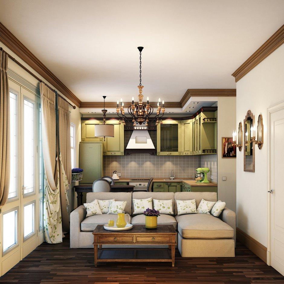 Фотография: Декор в стиле Эклектика, Классический, Квартира, Проект недели – фото на INMYROOM