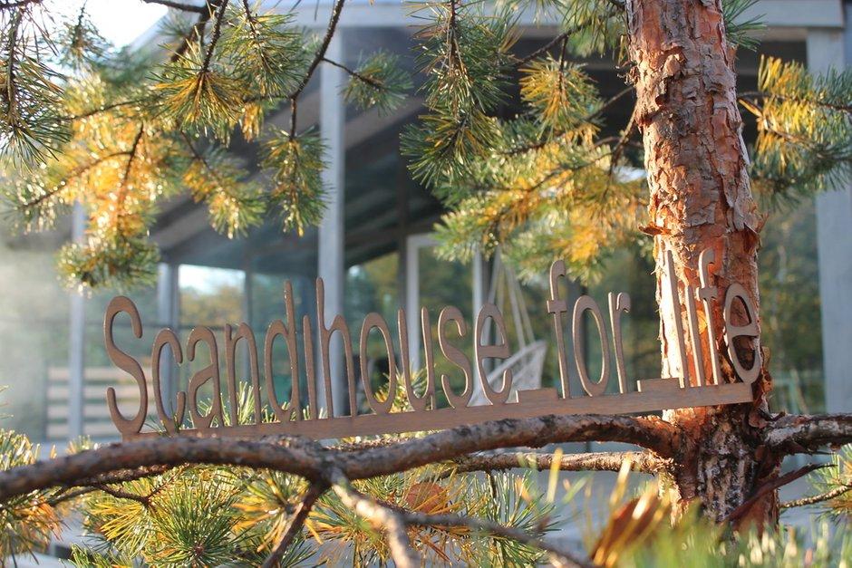 Фотография:  в стиле , Скандинавский, Дом, Ремонт на практике, Ленинградская область, 3 комнаты, Более 90 метров, Индивидуальный проект – фото на INMYROOM