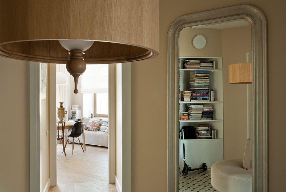 Фотография: Прихожая в стиле Лофт, Эклектика, Квартира, BoConcept, Дома и квартиры, IKEA – фото на INMYROOM