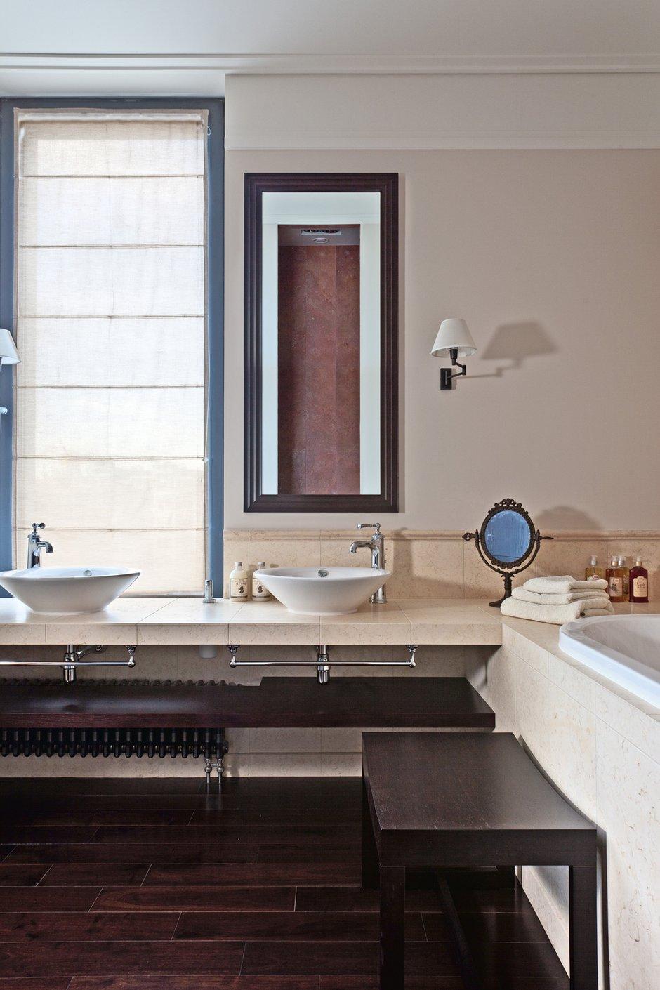 Фотография: Ванная в стиле Современный, Дом, Дома и квартиры – фото на INMYROOM