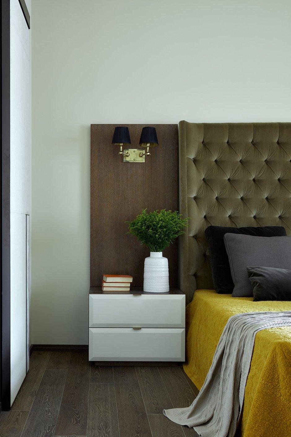 Фотография: Спальня в стиле Современный, Лофт, Квартира, Проект недели, Москва, Ариана Ахмад, Монолитный дом, 4 и больше, Более 90 метров – фото на INMYROOM