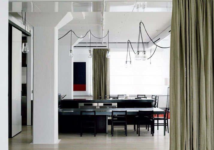 Фотография: Кухня и столовая в стиле Лофт, Квартира, Дома и квартиры, Проект недели, Индустриальный – фото на INMYROOM