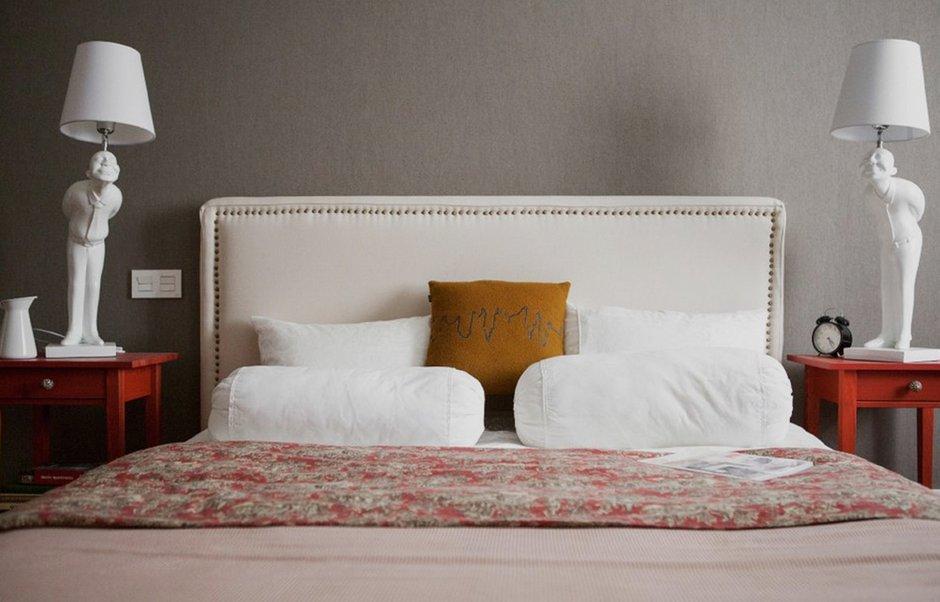 Фотография: Спальня в стиле Хай-тек, Современный, Квартира, Дома и квартиры, Проект недели – фото на INMYROOM
