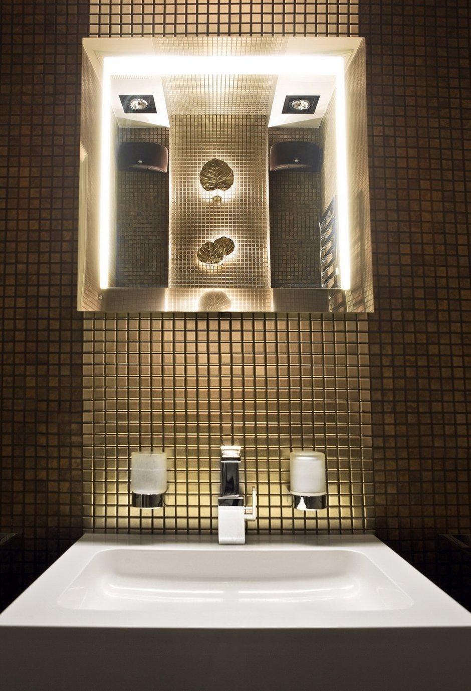 Фотография: Ванная в стиле Современный, Декор интерьера, Квартира, Miele, Дома и квартиры – фото на INMYROOM