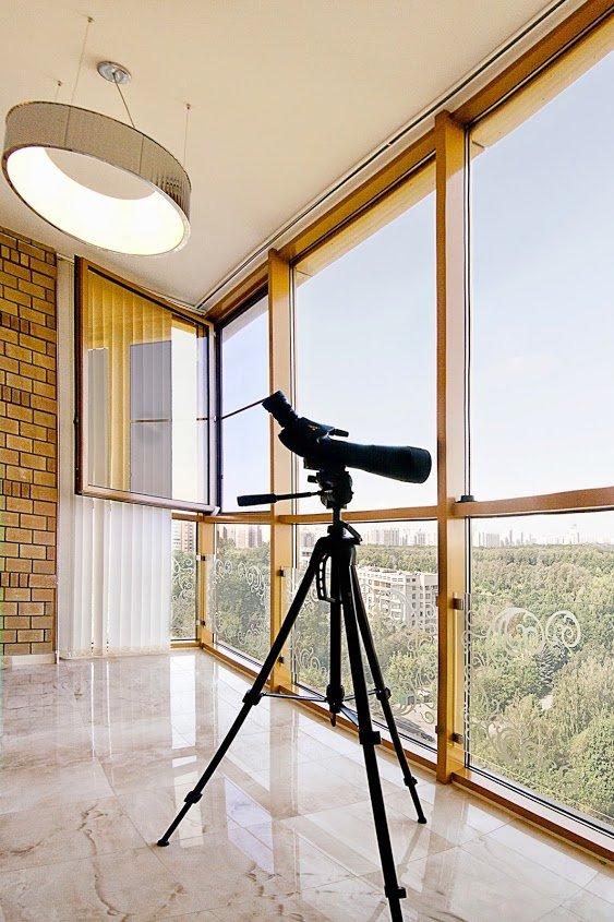 Фотография: Балкон, Терраса в стиле Современный, Классический, Квартира, Дома и квартиры, Проект недели – фото на INMYROOM