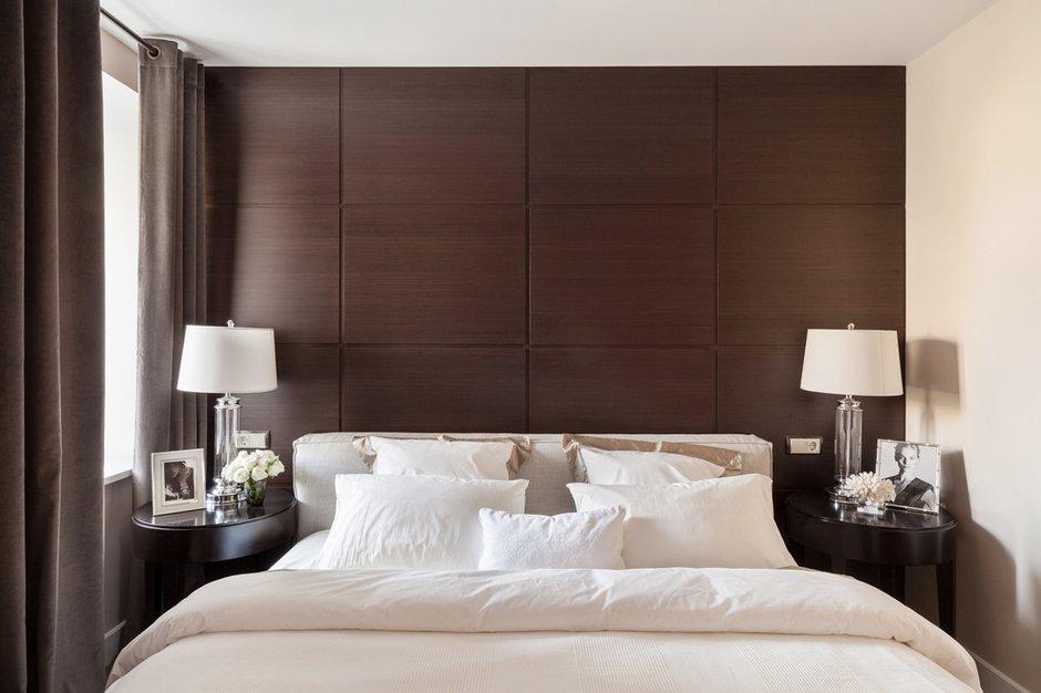 Фотография: Спальня в стиле Современный, Восточный, Классический, Квартира, Дома и квартиры, IKEA, Проект недели, Дина Салахова – фото на INMYROOM