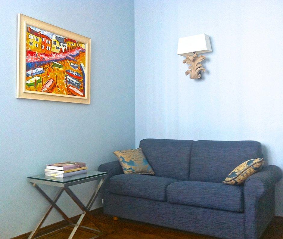 Фотография: Гостиная в стиле Современный, Декор интерьера, Декор дома, Картины, Современное искусство – фото на INMYROOM
