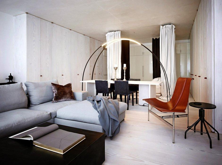 Фотография: Гостиная в стиле , Декор интерьера, Квартира, Дома и квартиры, Минимализм, Нью-Йорк – фото на INMYROOM