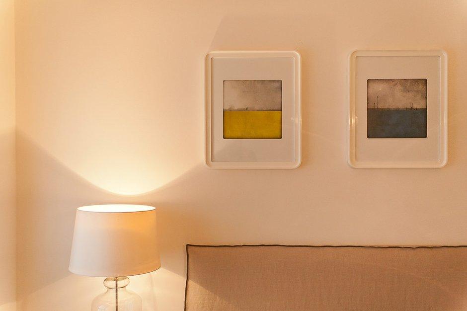 Фотография: Декор в стиле Современный, Спальня, Интерьер комнат, Проект недели, Средиземноморский – фото на INMYROOM