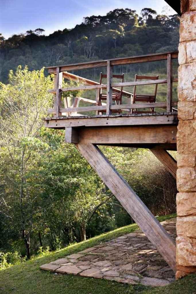 Фотография: Балкон, Терраса в стиле Прованс и Кантри, Современный, Дома и квартиры, Городские места, Бразилия – фото на INMYROOM