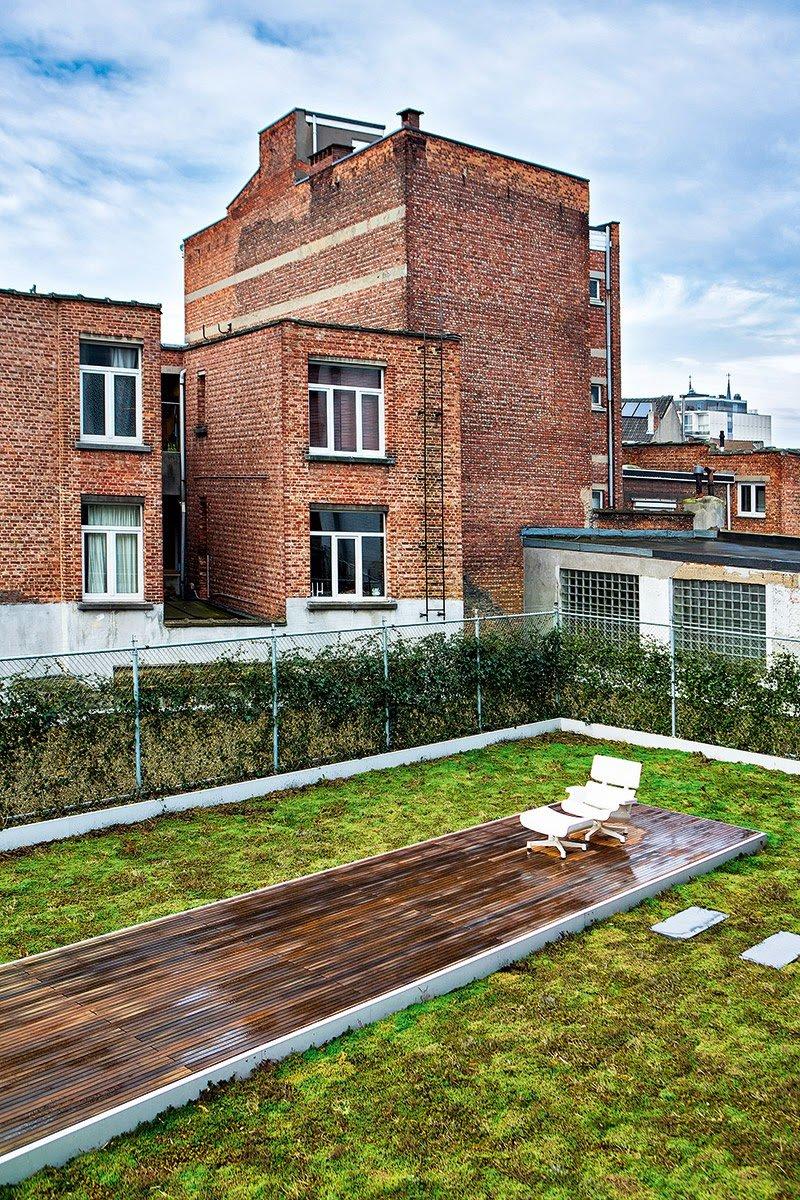 Фотография: Балкон, Терраса в стиле Лофт, Дом, Дома и квартиры, Проект недели – фото на INMYROOM