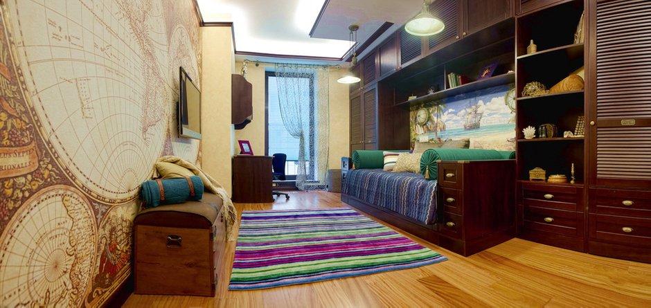 Фотография: Детская в стиле Прованс и Кантри, Квартира, Дома и квартиры, Ар-деко, Неоклассика – фото на INMYROOM