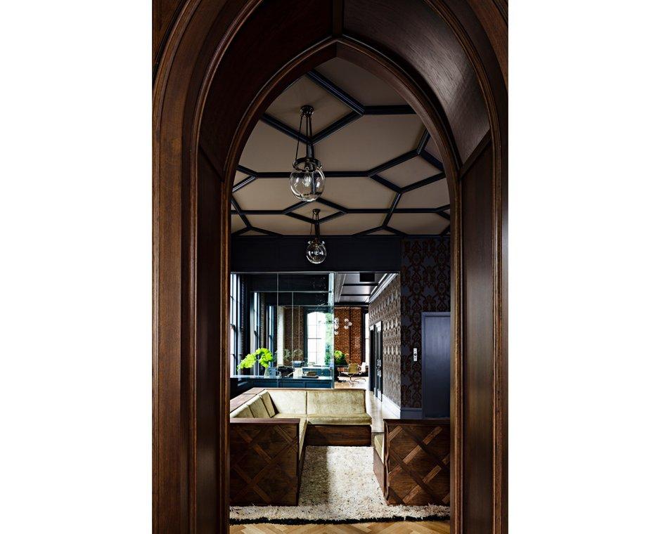 Фотография: Гостиная в стиле Современный, Офисное пространство, Офис, Дома и квартиры, Проект недели, Готический – фото на INMYROOM