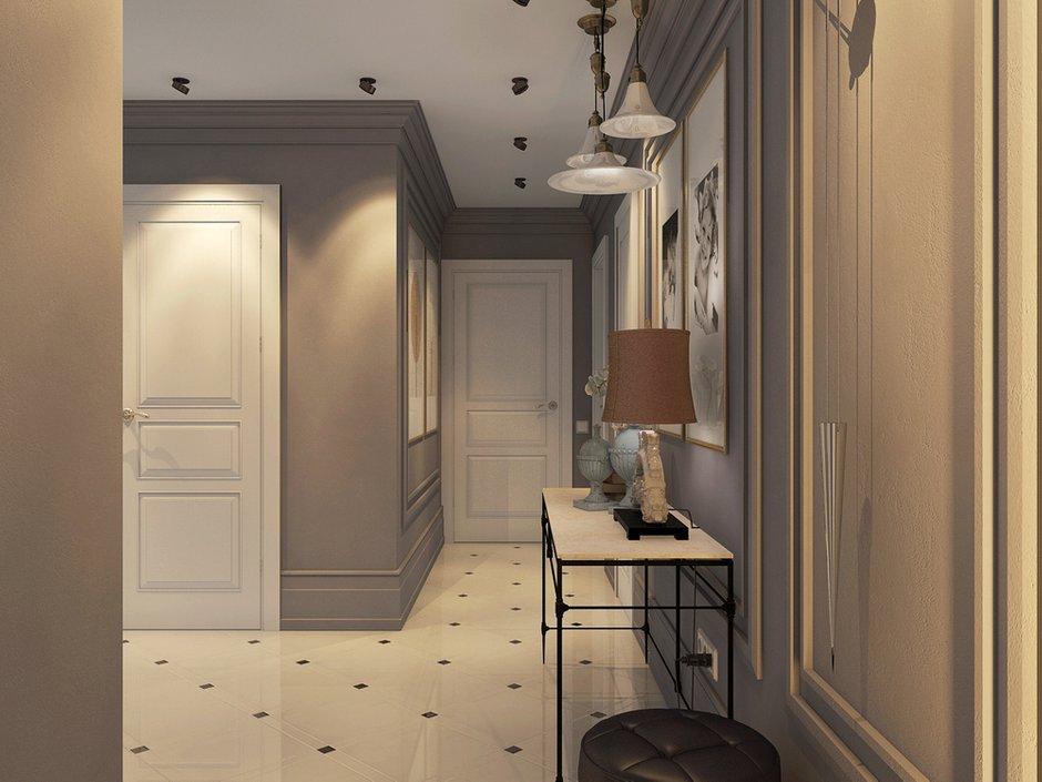Фотография: Прихожая в стиле Эклектика, Лофт, Квартира, Дома и квартиры – фото на INMYROOM