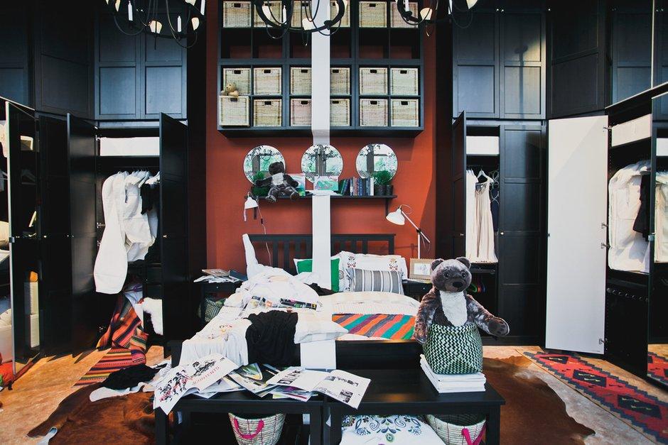 Фотография: Спальня в стиле Лофт, Индустрия, События, IKEA, Маркет – фото на INMYROOM