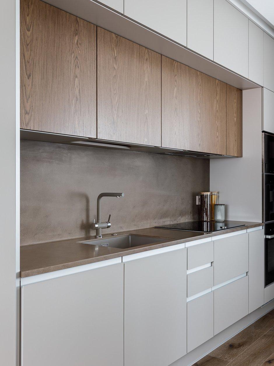 Фотография: Кухня и столовая в стиле Современный, Квартира, Проект недели, Санкт-Петербург, 4 и больше, Более 90 метров, ARCA design – фото на INMYROOM