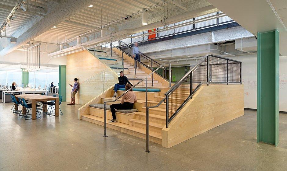 Фотография:  в стиле Современный, Декор интерьера, Офисное пространство, Офис, Дома и квартиры, Проект недели, Калифорния – фото на INMYROOM