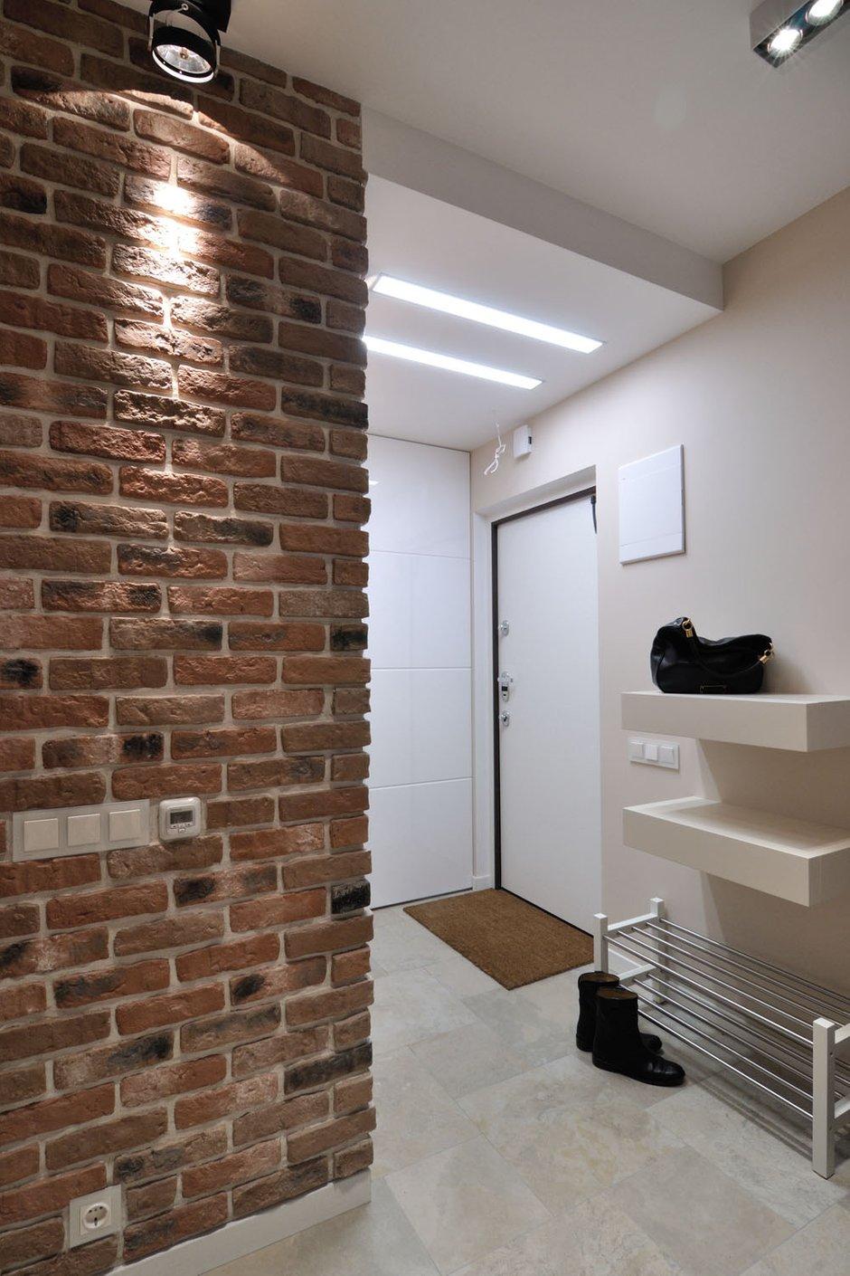 Фотография: Прихожая в стиле Лофт, Квартира, Дома и квартиры, Проект недели – фото на INMYROOM