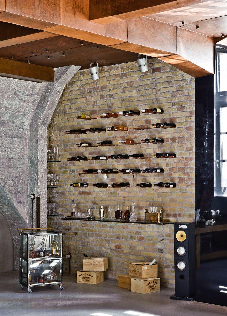 Фотография:  в стиле Прованс и Кантри, Лофт, Современный, Декор интерьера, Квартира, Дома и квартиры, Стена, Индустриальный – фото на INMYROOM