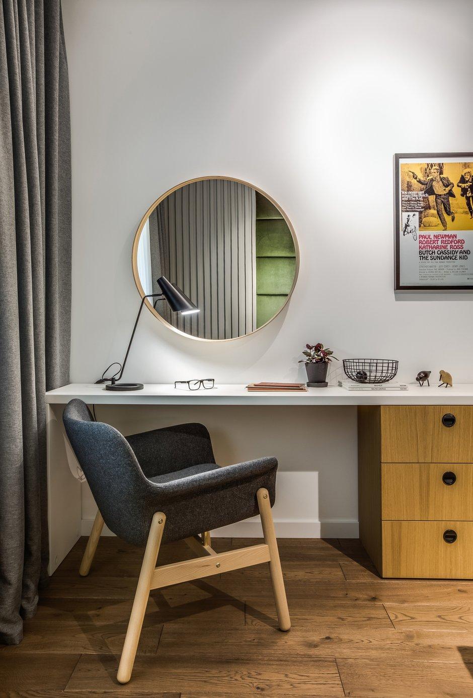 Фотография: Спальня в стиле Минимализм, Современный, Квартира, Проект недели, Киев, Boho Studio, 3 комнаты, 60-90 метров – фото на INMYROOM