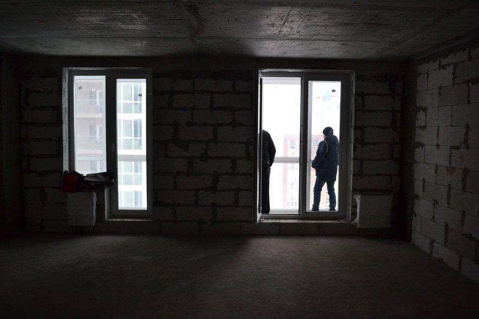 Фотография:  в стиле , Современный, Квартира, Студия, Проект недели, Минск, Монолитный дом, 40-60 метров, ЖК «Маяк», VAE design & architecture – фото на INMYROOM