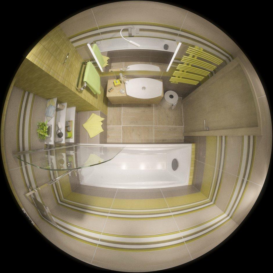 Фотография: Прочее в стиле , Малогабаритная квартира, Квартира, Дома и квартиры, Перепланировка – фото на INMYROOM