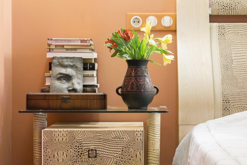 Фотография: Декор в стиле Эклектика, Классический, Проект недели, Москва, Ирина Ковылина, 3 комнаты, Более 90 метров – фото на INMYROOM