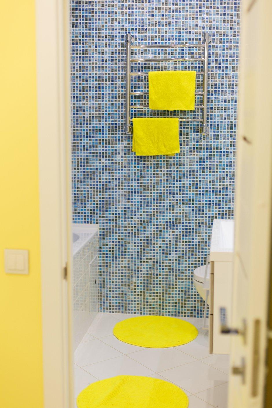 Фотография: Ванная в стиле Современный, Квартира, Студия, Проект недели, Ирина Собыленская, новостройка, Сергиев Посад – фото на INMYROOM